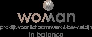 WoMan in Balance Logo